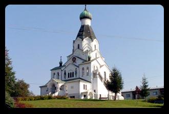 Tradycyjny kościół