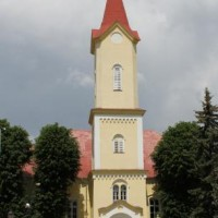 Church in Liptovsky Mikulas