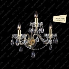 N21 801/03/1-A SWAROVSKI ELEMENTS; GOLD