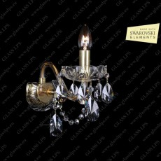N21 220/01/1-A SWAROVSKI ELEMENTS; GOLD [= old type N21 120/01/...]