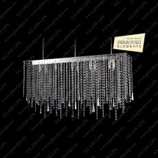 L17 731/10/3-K SWAROVSKI ELEMENTS, F tube, Ni